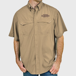 H-1 Raiders Fishing Shirt