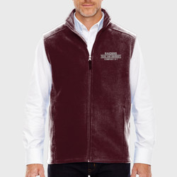 H-1 Raiders Fleece Vest