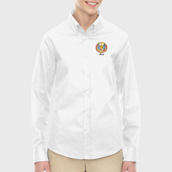 H-1 Mom LS Twill Shirt